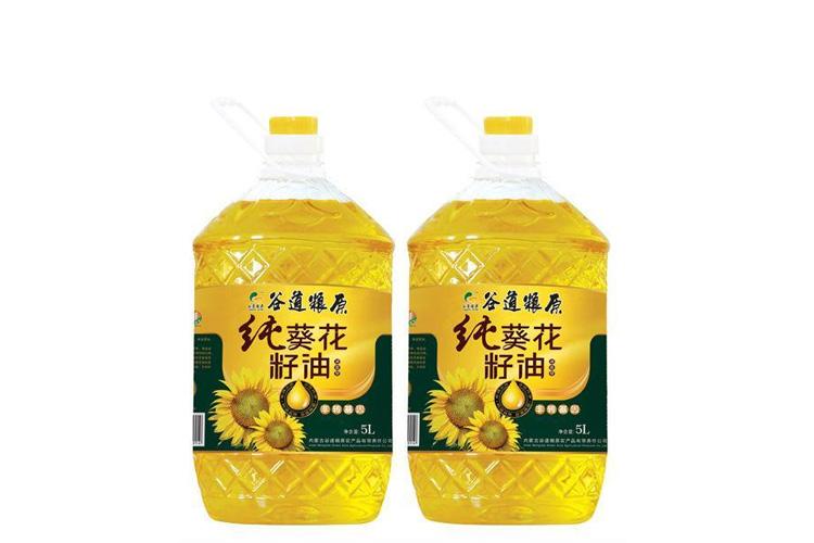 谷道粮原有机葵花籽油